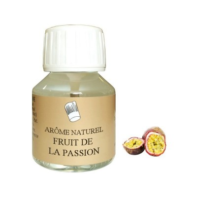 Arôme fruit de la passion naturel 58mL