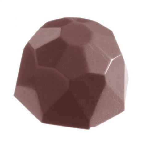 Moule à chocolat en polycarbonate diamant