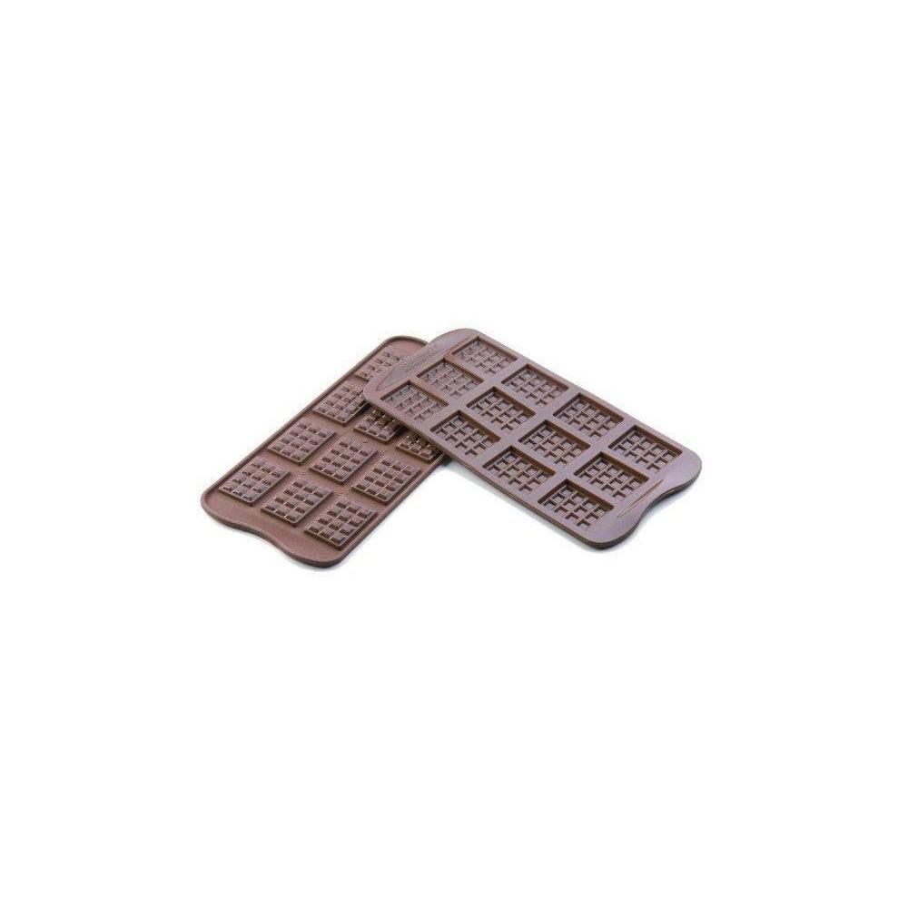 Moule en silicone mini tablette
