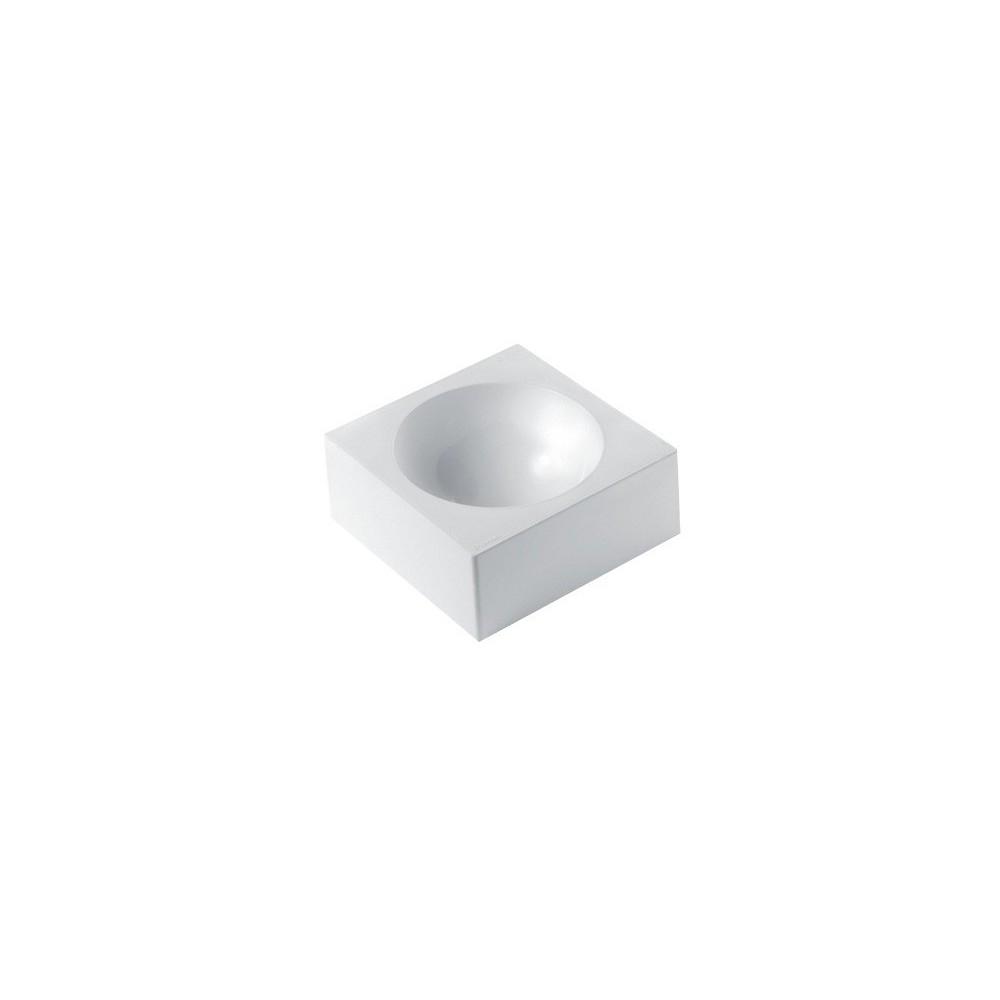 Moule demi sphère en silicone D18cm