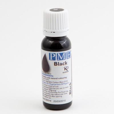 Colorant liquide noir