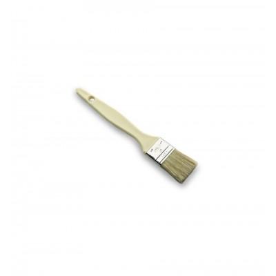 Pinceau pure soie L20mm