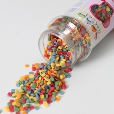 Mini confettis en sucre