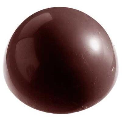 Moule à chocolat en polycarbonate 1/2 sphère