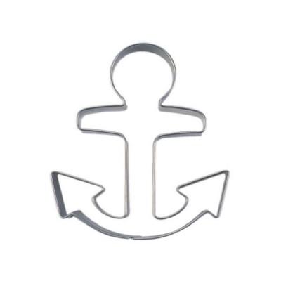 Emporte-pièce ancre marine