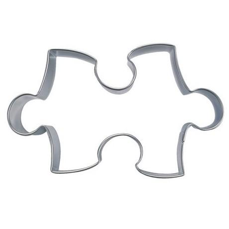 Emporte-pièce puzzle