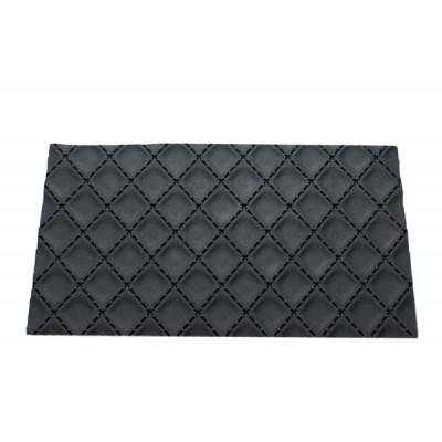 Tapis relief en silicone effet matelassé