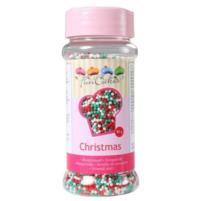 Billes de sucre Noël