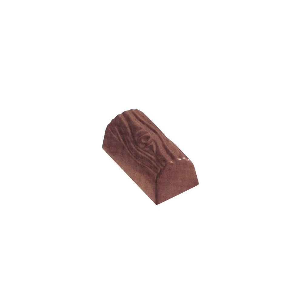 Moule à chocolat en polycarbonate bûches