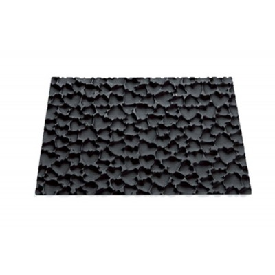 Tapis relief en silicone love