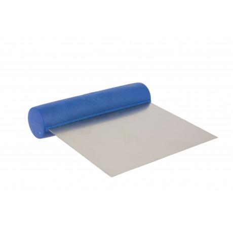 Coupe pâte rigide droit en inox 11cm