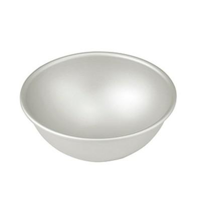 Moule 1/2 sphère en alu Ø20cm