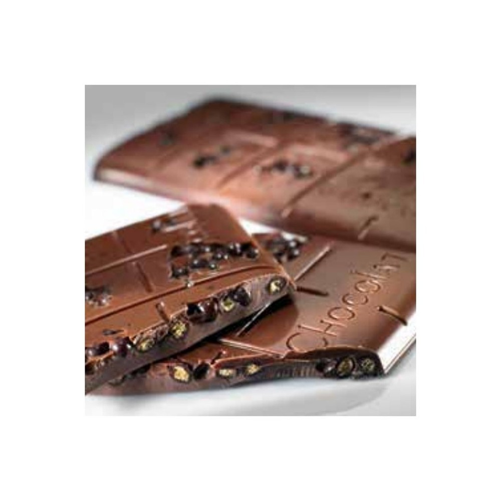 """Moule tablette """"tradition"""" Valrhona"""