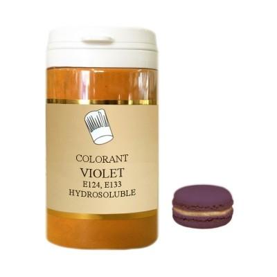 Colorant en poudre violet 10g