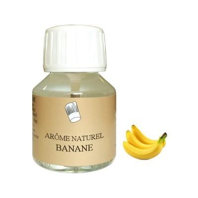 Arôme banane naturel 58mL