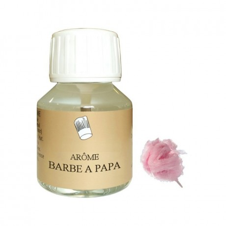 Arôme barbe à papa 58mL