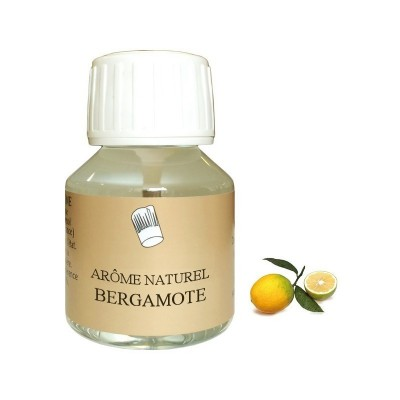 Arôme naturel de bergamote 58mL