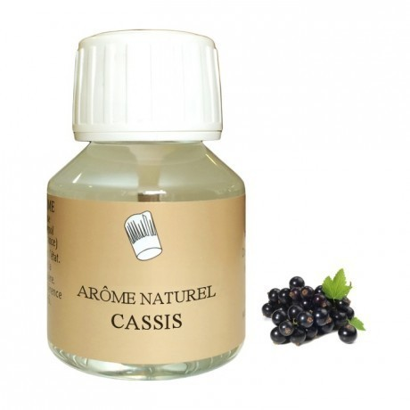 Arôme cassis naturel 58mL