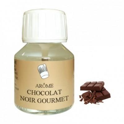 Arôme chocolat noir gourmet 58ml