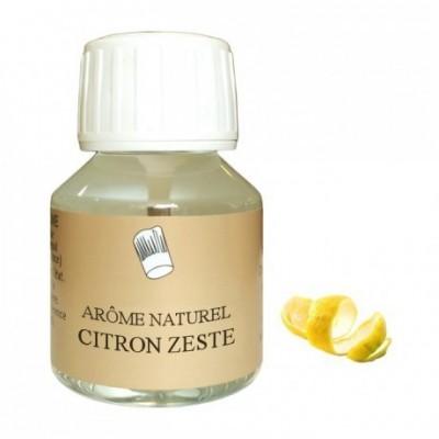 Arôme citron note zeste naturel 58mL
