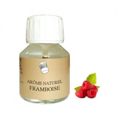 Arôme framboise naturel 58mL
