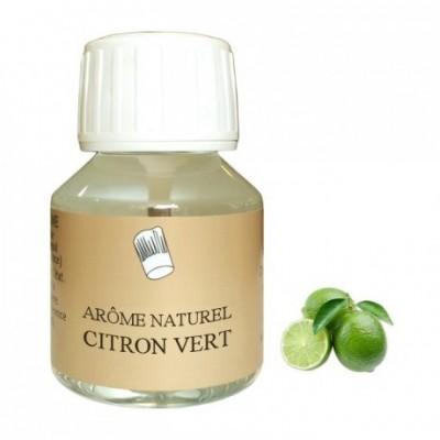 Arôme citron vert naturel 58mL