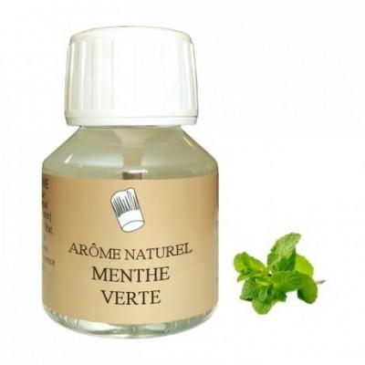 Arôme menthe verte naturel 58mL