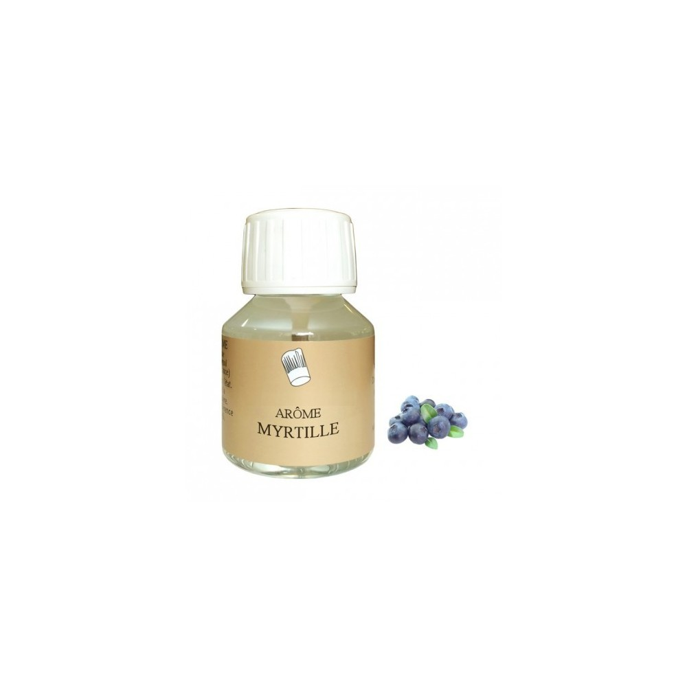 Arôme myrtille 58mL