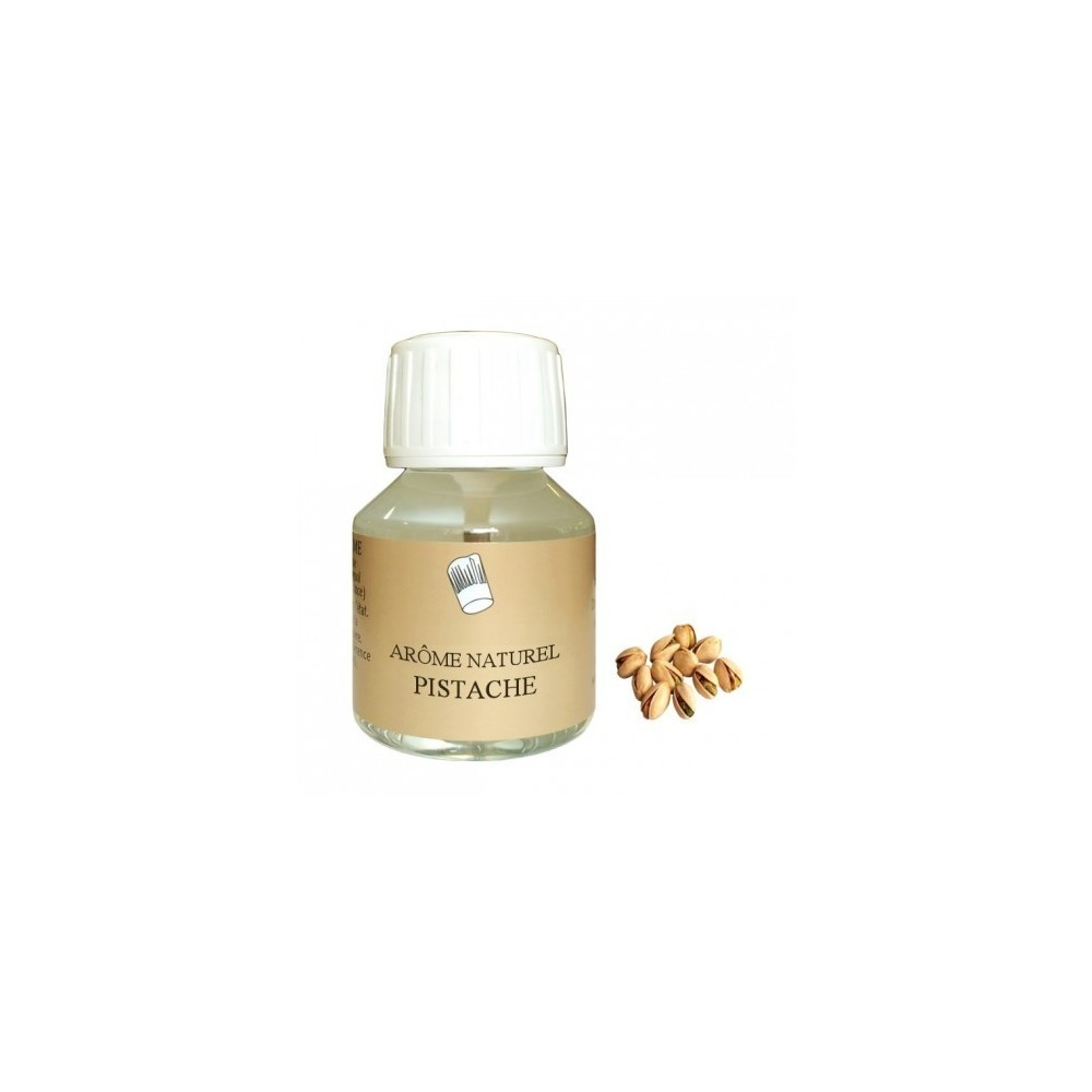 Arôme pistache naturel 58mL