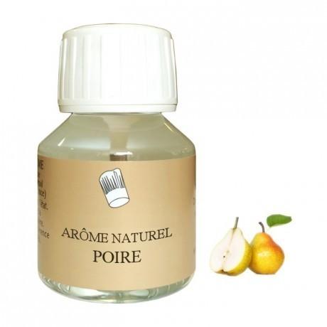 Arôme poire naturel 58mL