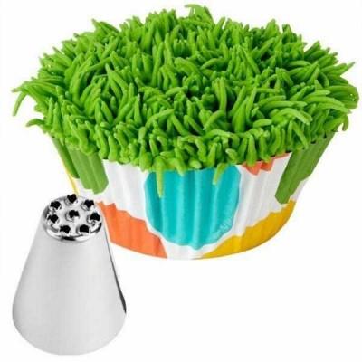 Douille de décoration herbe