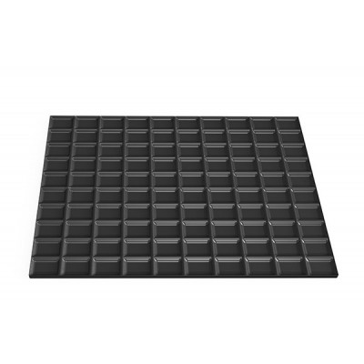 Tapis relief en silicone effet tablette