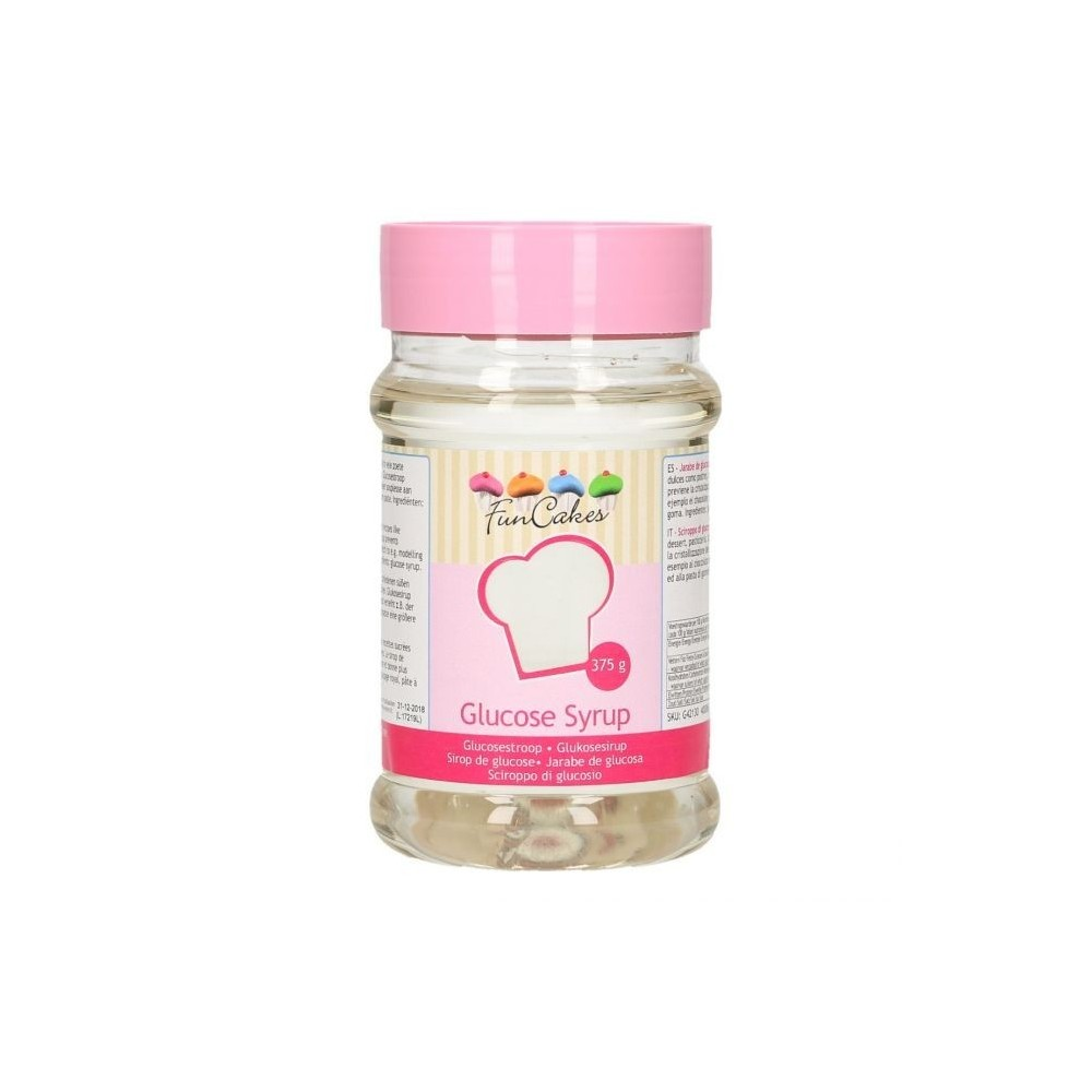 Sirop de glucose 375g funcakes
