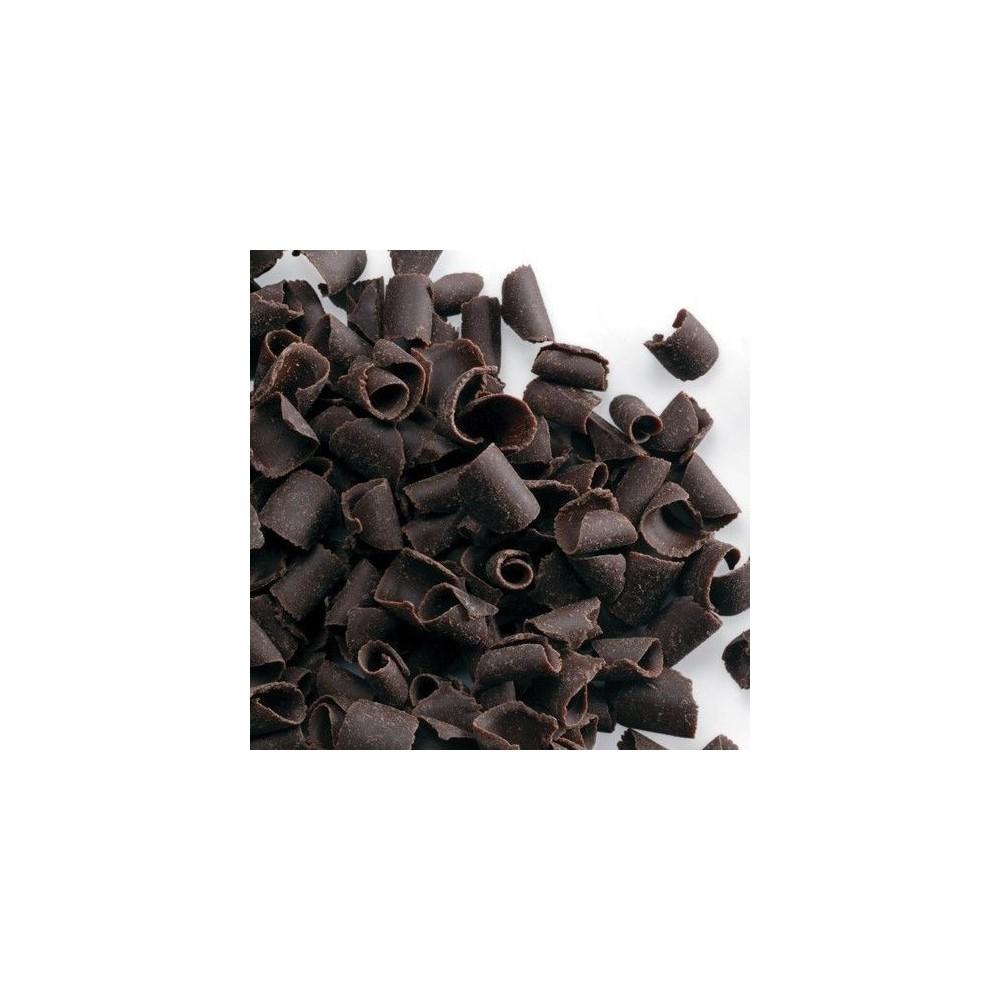 Copeaux de chocolat noir 85g