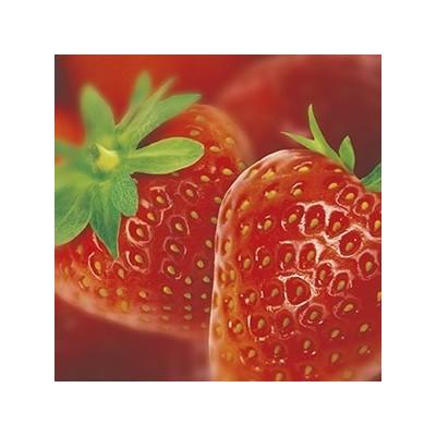 Purée de fraises