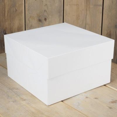 Boite à gâteau 25.4x25.4x15cm
