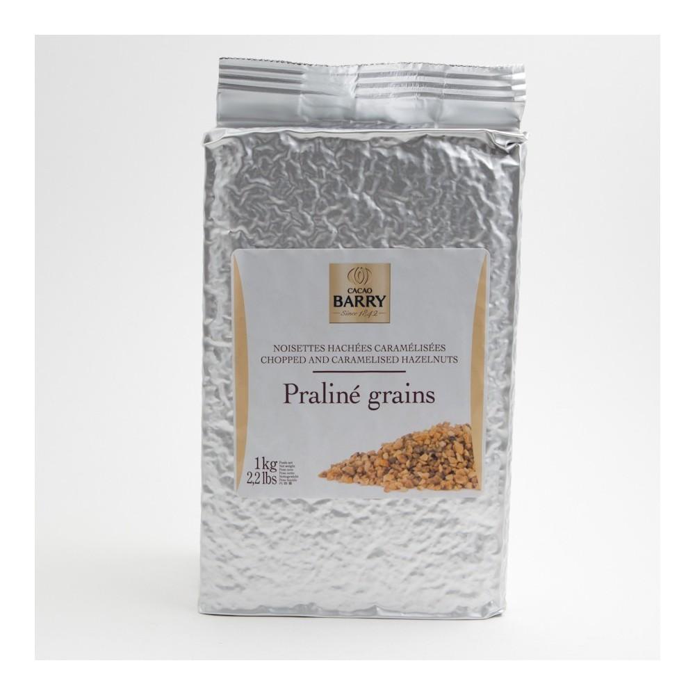 Praliné grains 50% noisettes 1kg