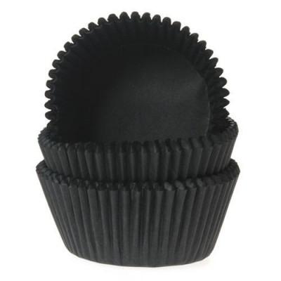 Mini Caissettes noires x60