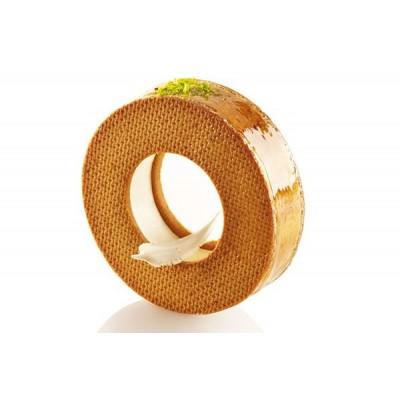 Moule en silicone The Ring de Amaury Guichon et Silikomart Professional