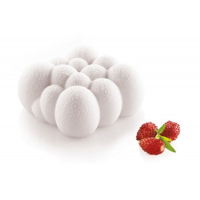 Moule en silicone mini Cloud Silikomart