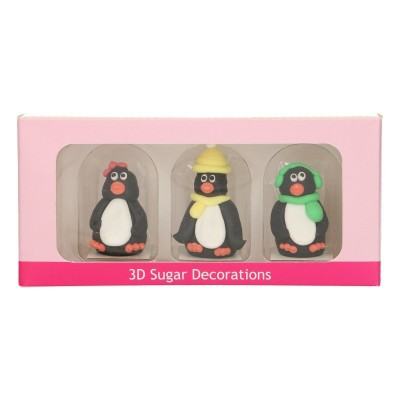 Pingouins en sucre /3 Funcakes