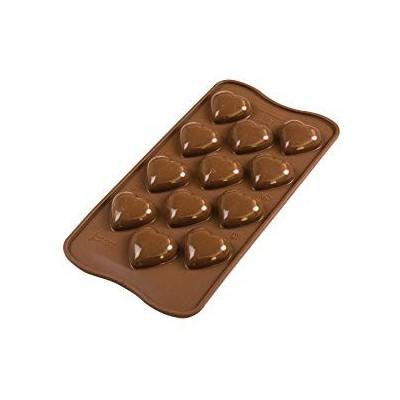 Moule à chocolat en silicone My Love silikomart