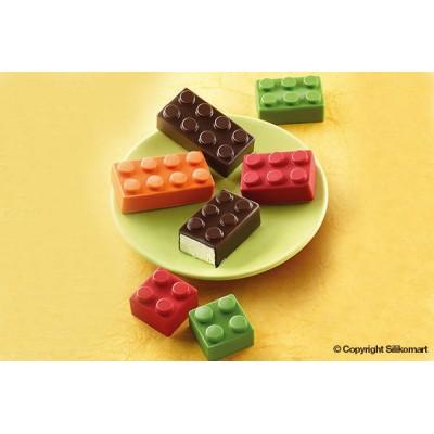Moule à chocolat en silicone Choco Block