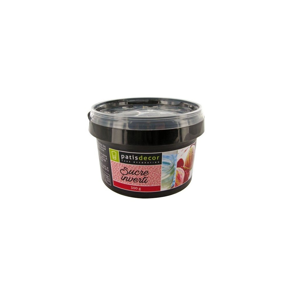 Sucre inverti ou trimoline 300g patisdecor