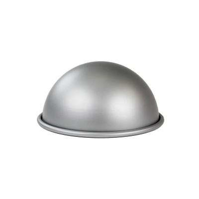 Moule 1/2 sphère en aluminium Ø16cm