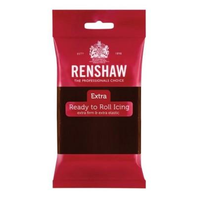 Pâte à sucre goût chocolat 250g renshaw