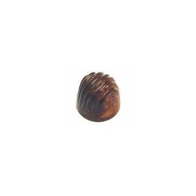 Moule à chocolat en polycarbonate rosace
