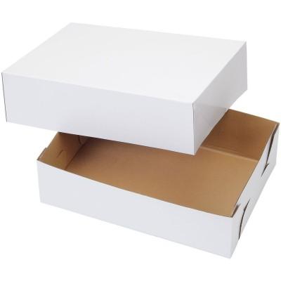 Boite à gâteau rectangulaire 40x30xH15cm