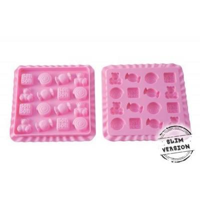 Moule en silicone pour bonbons