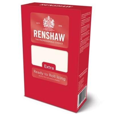 Pâte à sucre blanche 1kg Renshaw